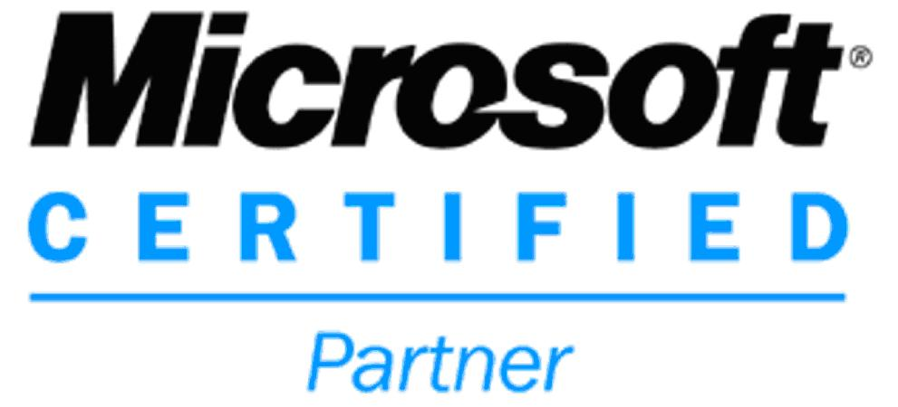Microsoft Certified Partner Company